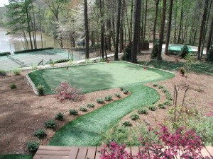 Custom Turf Installations by TURFIX
